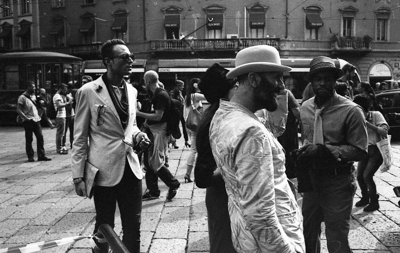 Milan Fashion Week, 2012