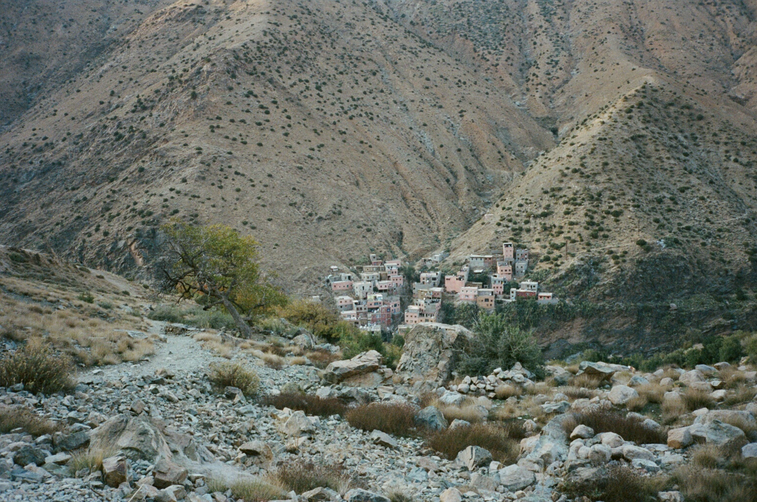 Berber Village, Ourika Valley, 2016