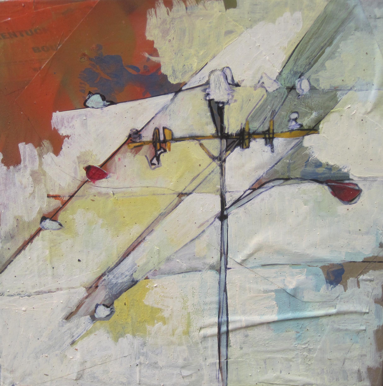 wire birds 2013