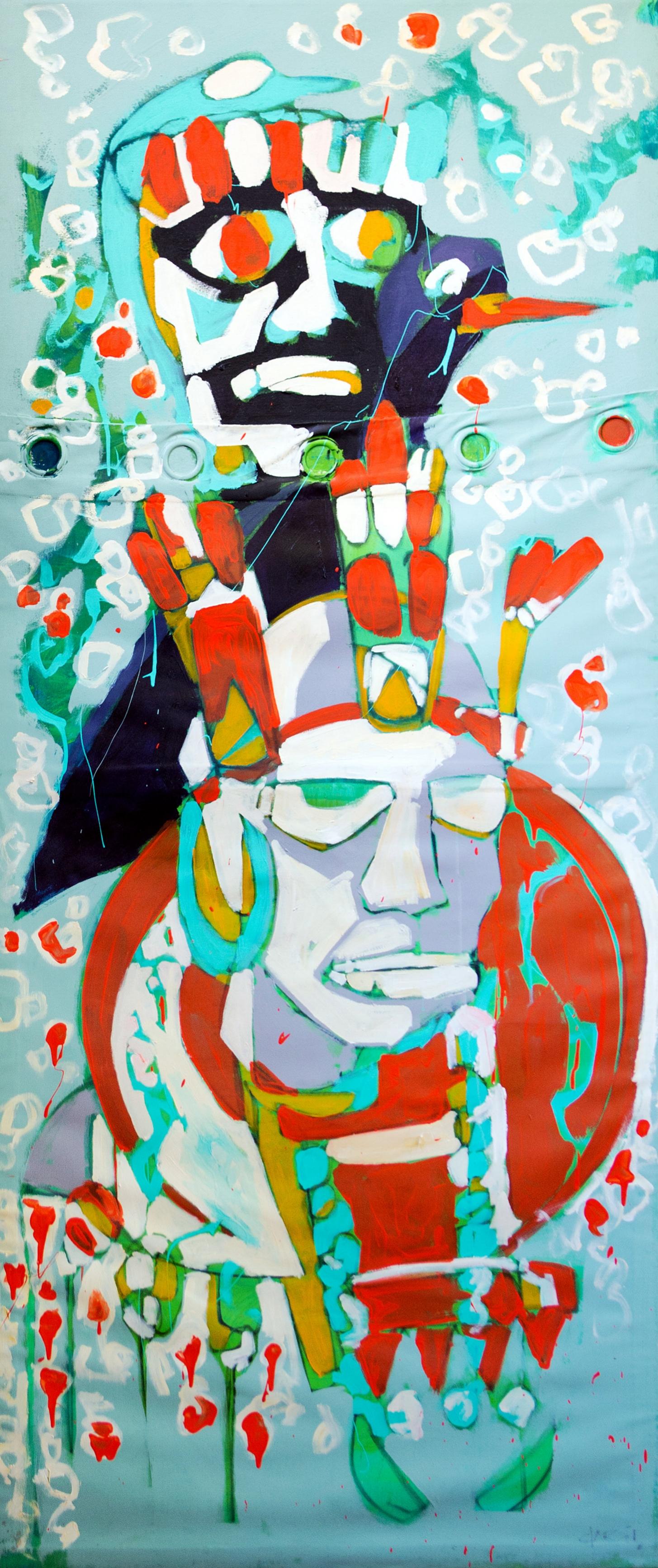 bird shaman 2015