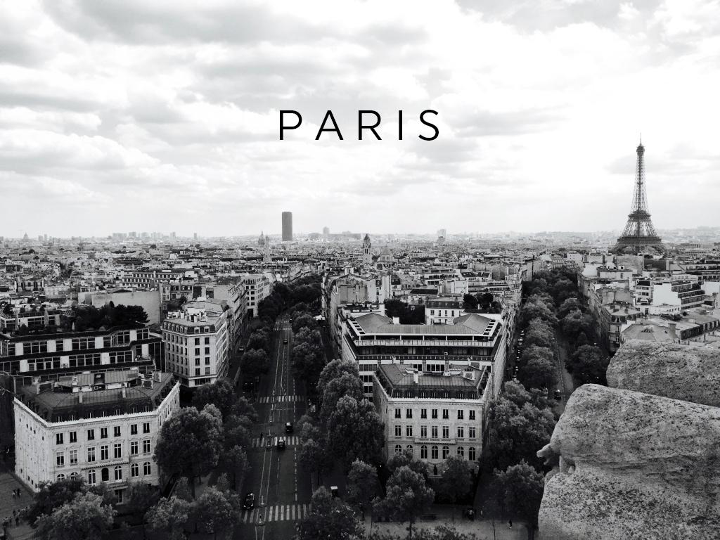 Paris, a family city
