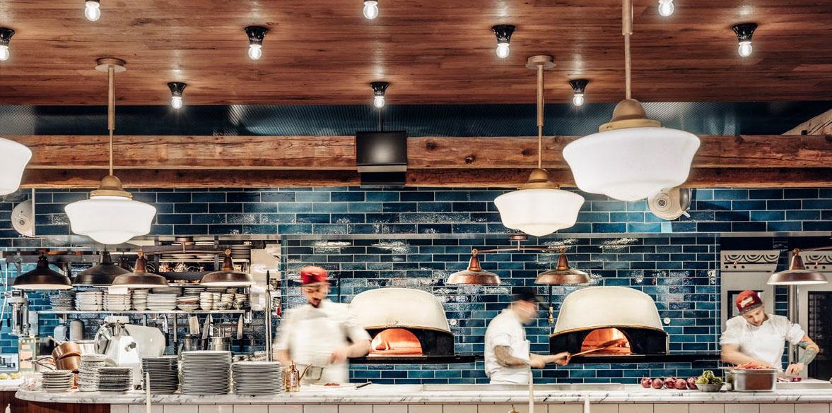pizzeria popolare kitchens, paris