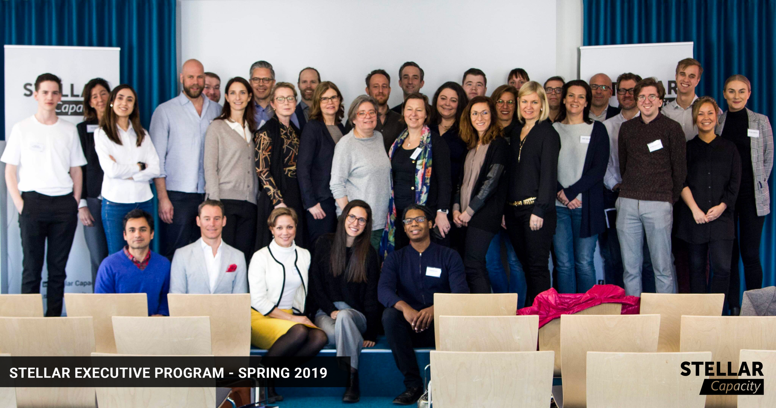 Stellar Executive Program - Spring 2019 - Stellar Capacity