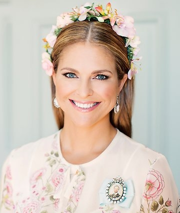 Princess Madeleine - Madeleine Thérèse Amelie Josephine was born on June 10, 1982, to King Carl Gustaf and Queen Silvia of Sweden at Drottningholm Palace. She has two older siblings: Crown Princess Victoria and Prince Carl Philip. She has a Bachelor of Arts Degree from Stockholm University. Madeleine now works heavily with the World Childhood Foundation.Madeleine and Christopher O'Neill married on June 8, 2013. They have three children: Princess Leonore, Prince Nicolas and Princess Adrienne. They live in Miami, Florida, USA.(Photo: Erika Gerdemark, Royal Court, Sweden)
