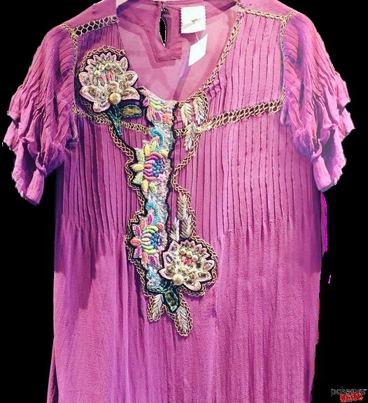 Heartmade Purple Tunic.png