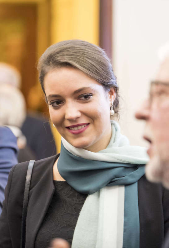 Princess Alexandra - Princess Alexandra was born as the only daughter of Grand Duke Henri and Grand Duchess Maria Teresa of Luxembourg on February 16, 1991. She has three older brothers: Hereditary Grand Duke Guillaume, Prince Félix, and Prince Louis. She has a younger brother, Prince Sébastien.She holds a degree from Franciscan University of Steubenville in Ohio, USA. The fifth in line to the throne partakes in several events with her family per year while also working as a volunteer with refugees.(Photo: © 2016 / Grand Ducal Court / Olivier Polet / all rights reserved)
