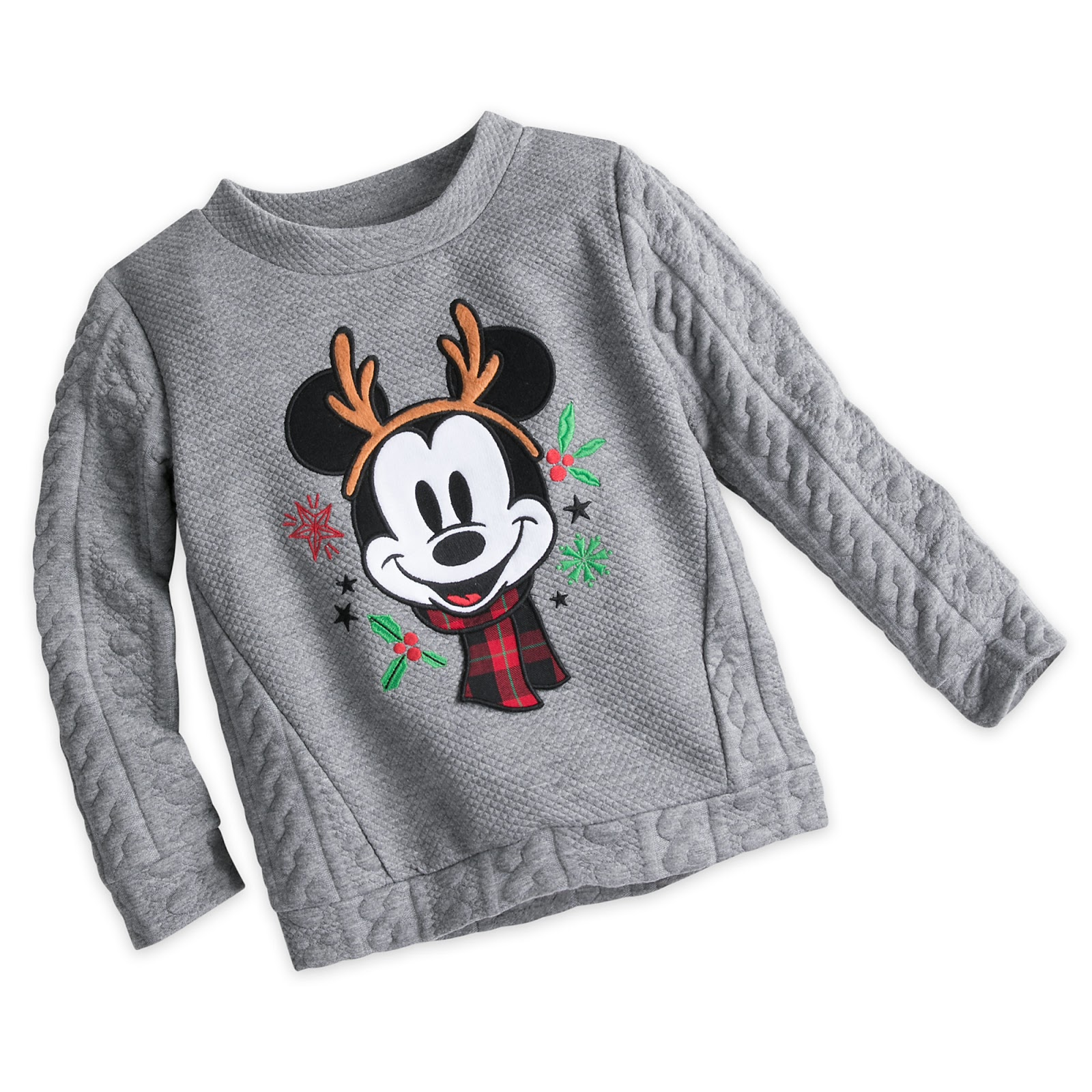 Prince Jacques Disney Mickey Mouse sweater.jpeg
