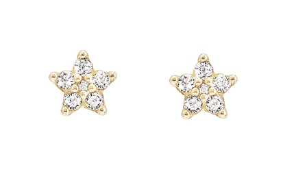 Ole Lynggaard Shooting Stars Earrings