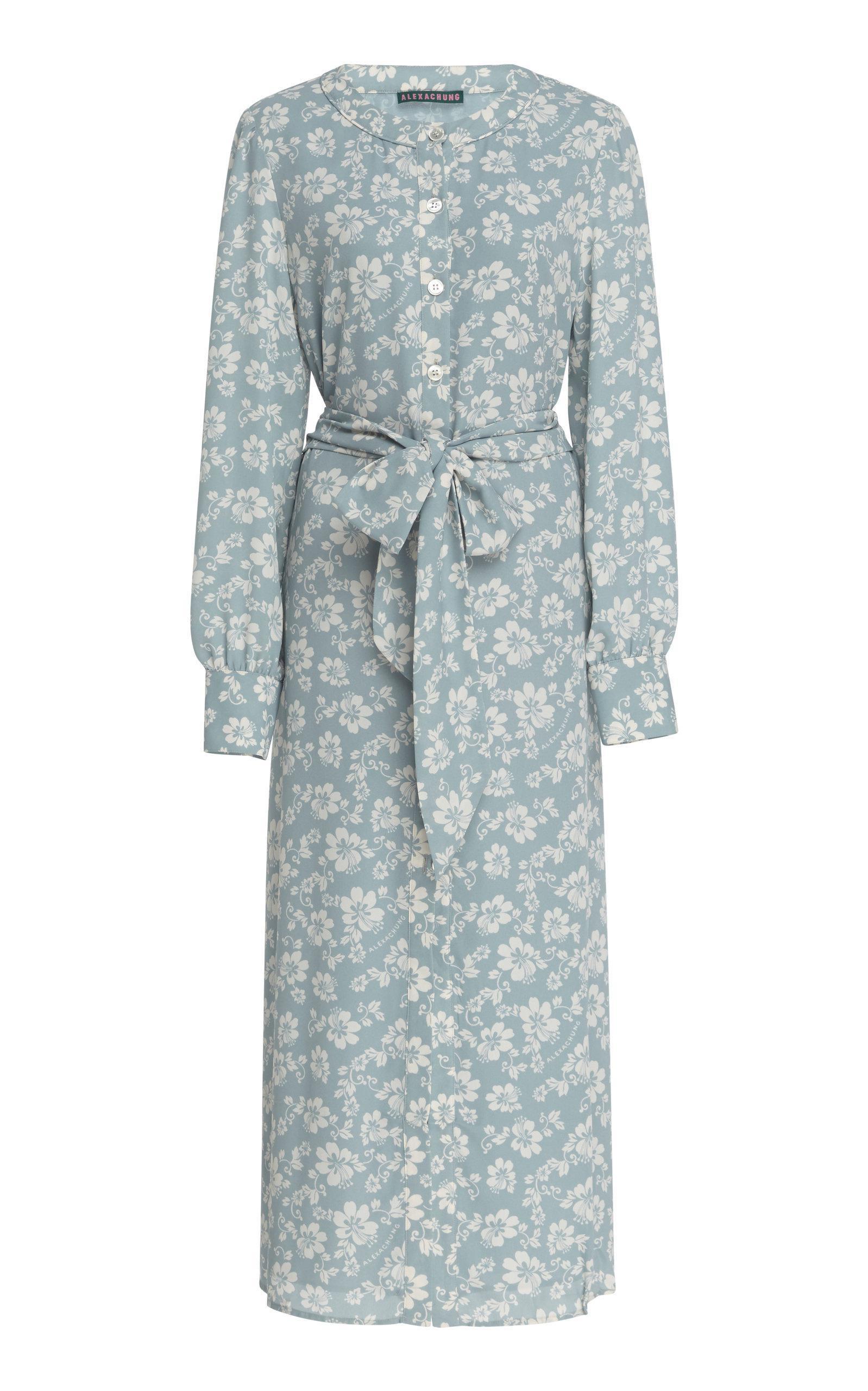 AlexaChung Tie-Waist Button-Through Dress.jpg