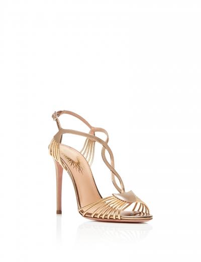 Aquazzura-Heels-Josephine-sandal-105-Antique-gold-Specchionappa-laminata-Front.jpg