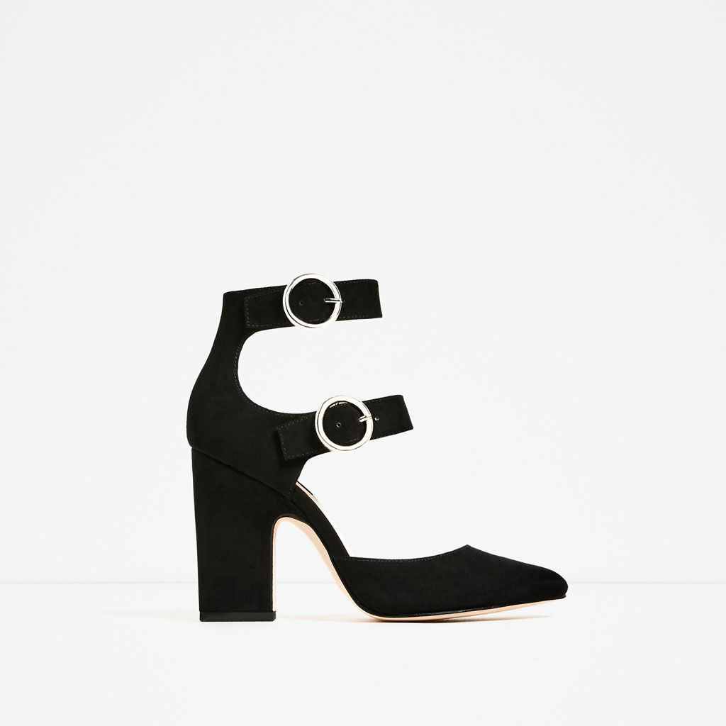 Zara Buckled High Heel Shoe 1a.jpg