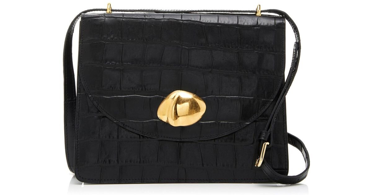 little-liffner-black-Everyday-Croc-embossed-Leather-Crossbody-Bag.jpeg