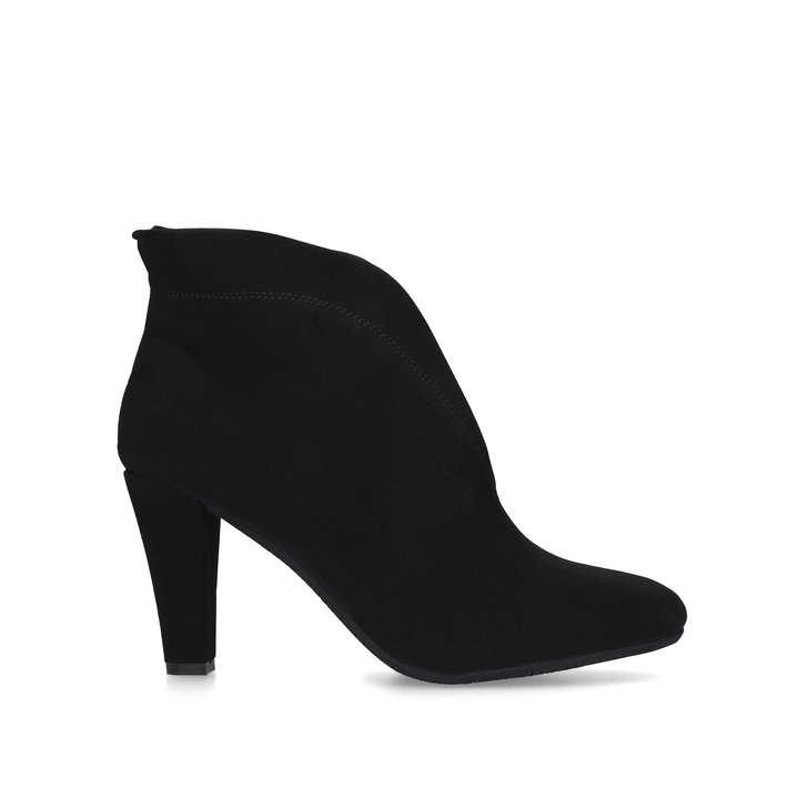 Carvela Comfort Rida Booties in Black.jpg
