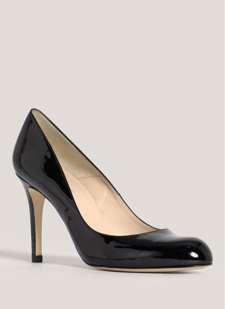 LK Bennett Shilo Patent Leather Heel in