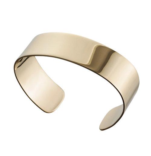 Rebekka Notkin Cuff Bracelet in Gold