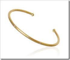 Dulong Fine Jewelry Esme Bracelet with Diamonds in Gold