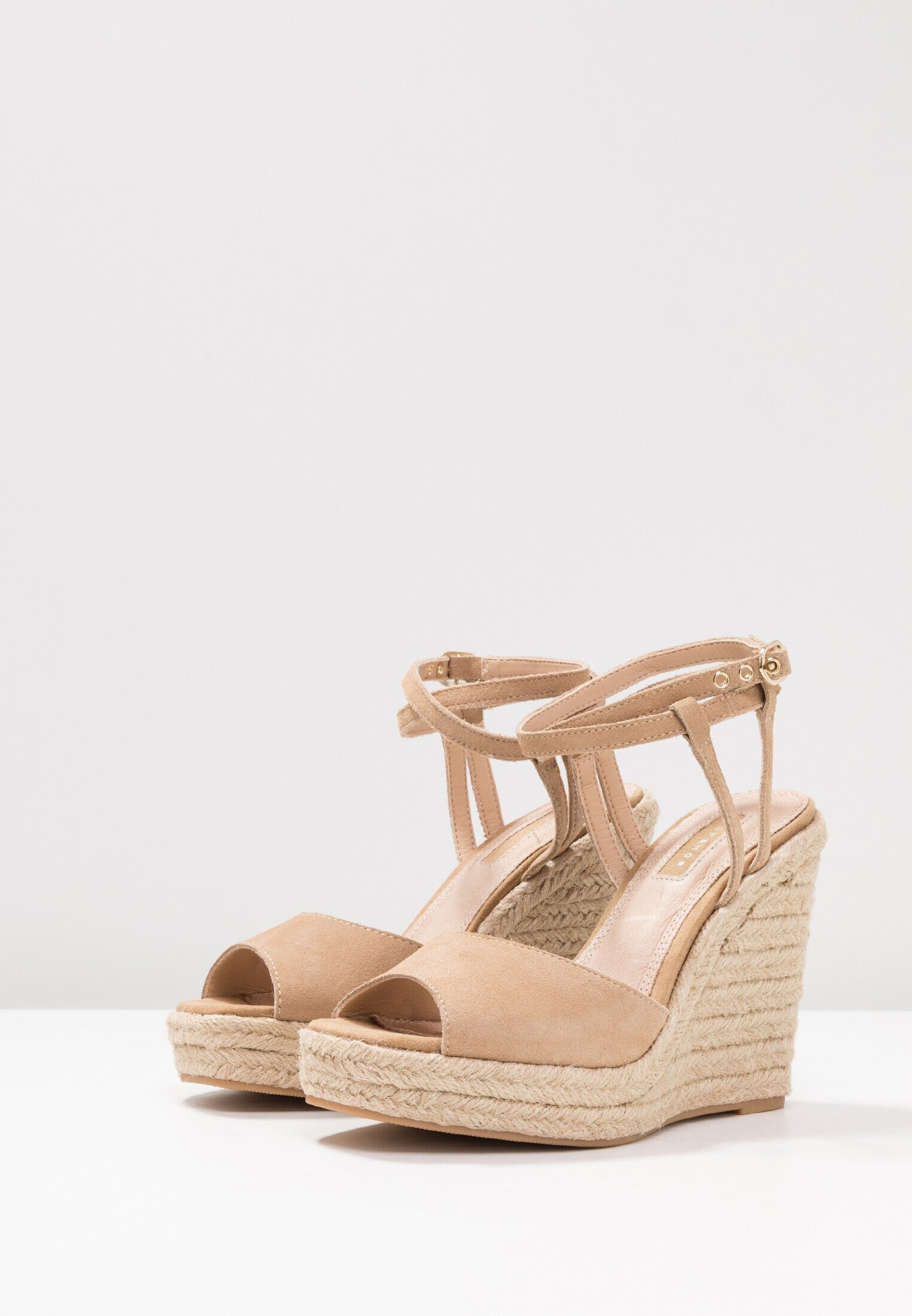 Topshop Whitney Espadrille Wedges in