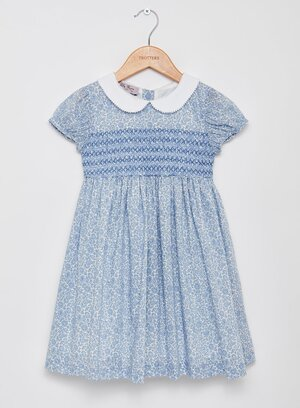 Lily Rose Danjo Smocked Dress