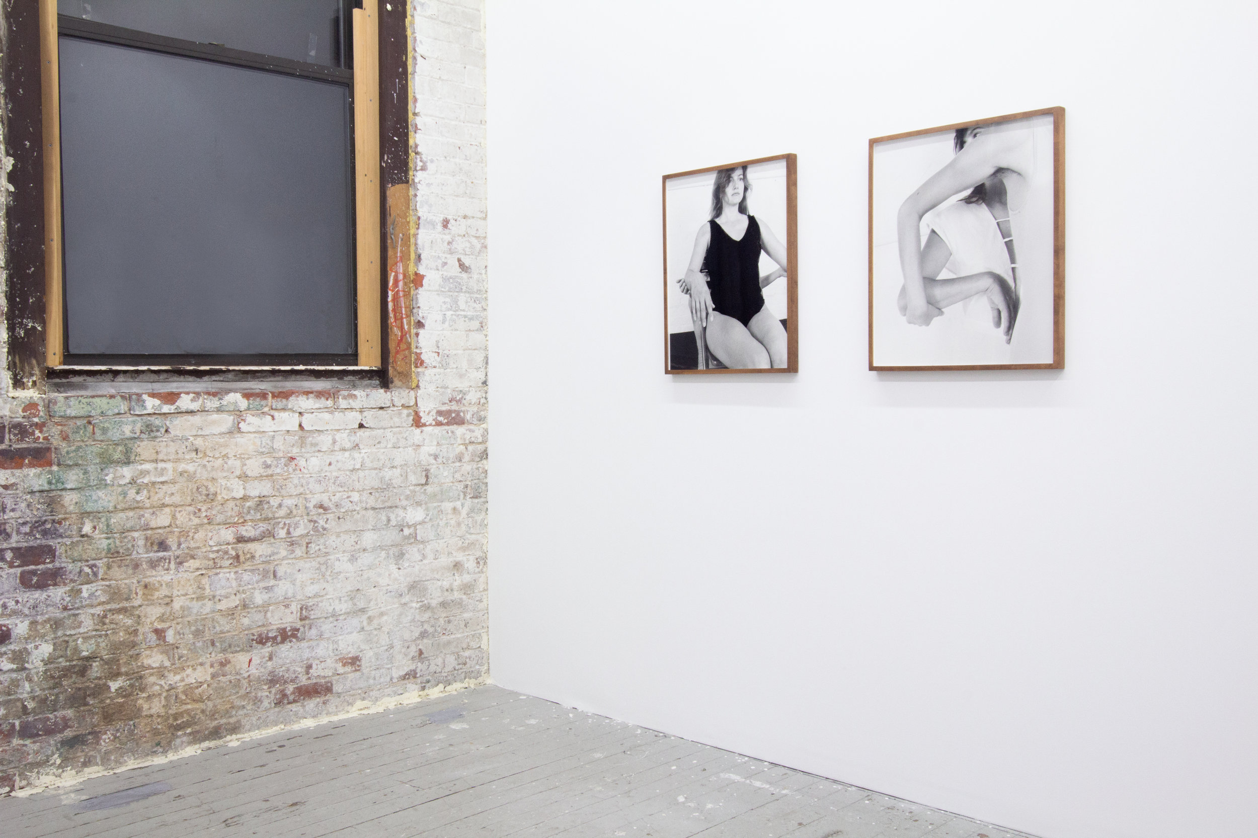 Installation view, Anthony Greaney, 2019