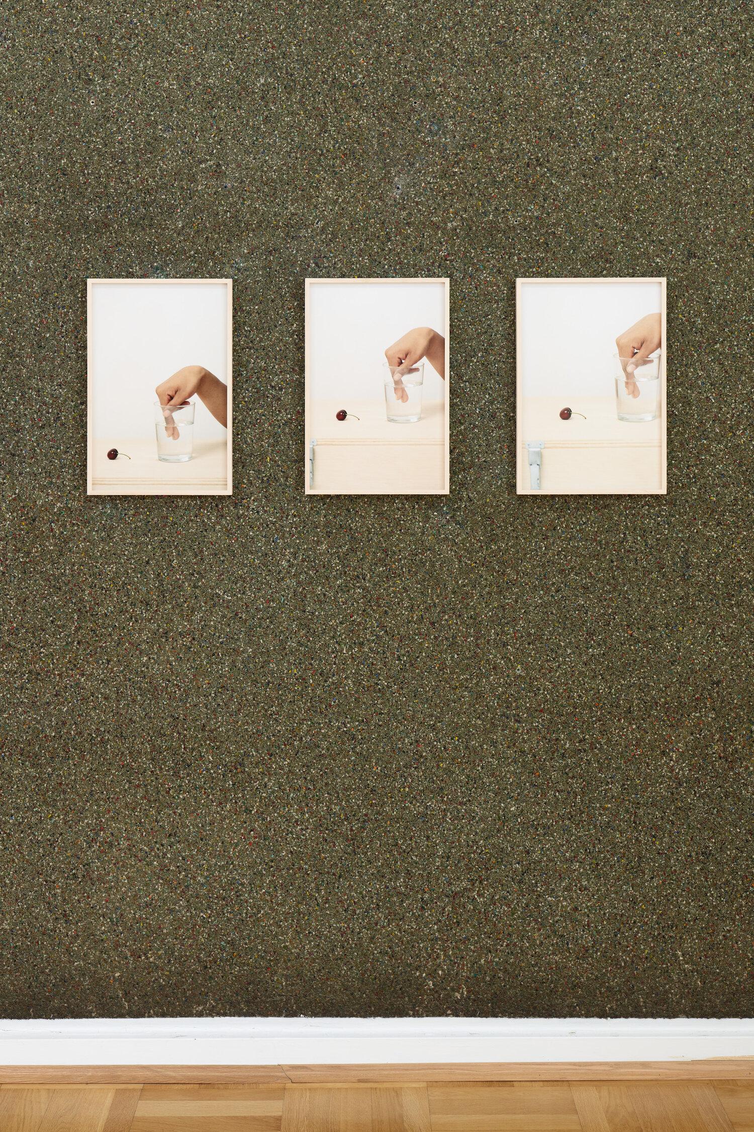 Installation view, Schwarz Contemporary, 2019