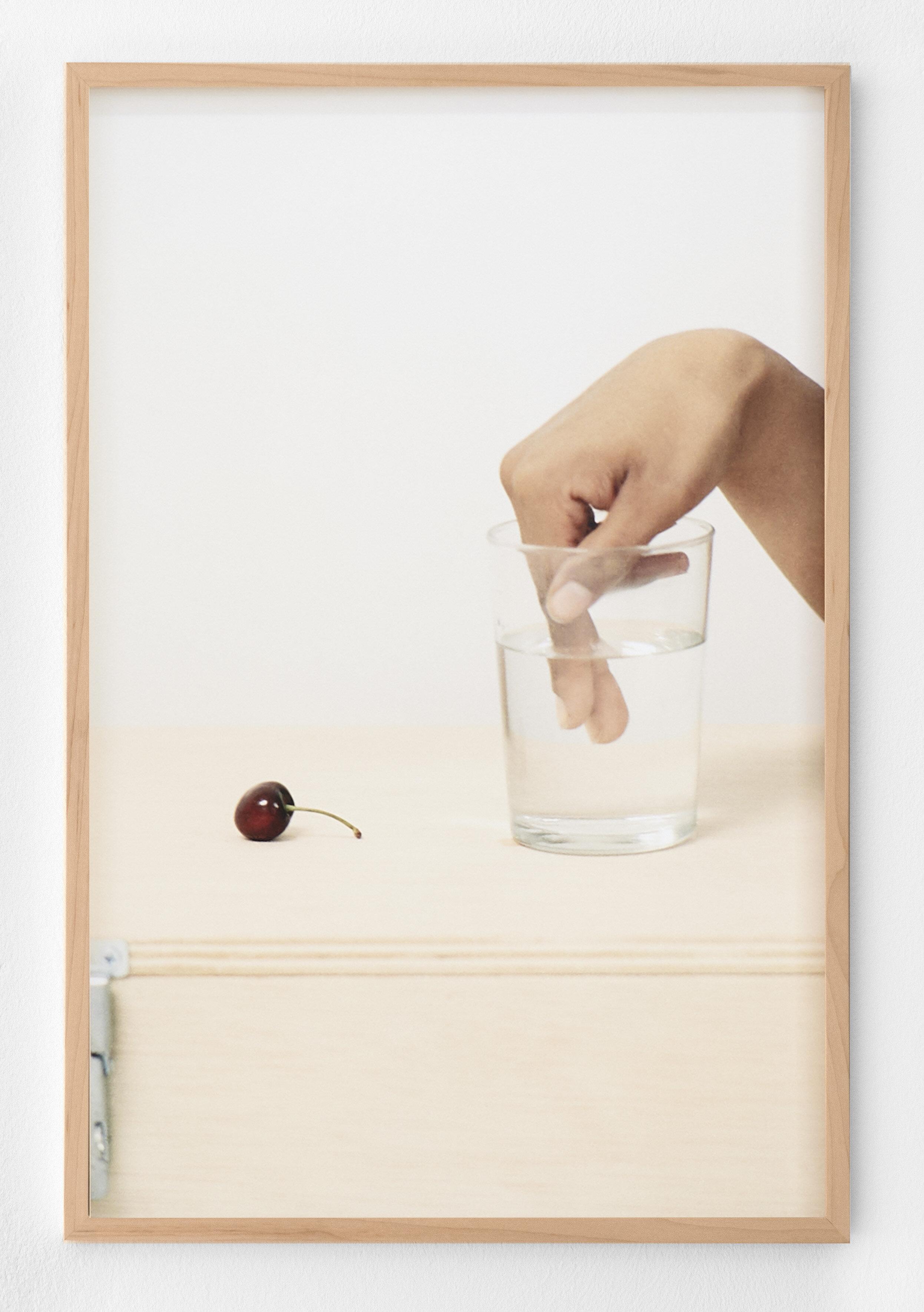 Cherries 2 , 2019, Archival pigment print, 12 x 18.25 inches