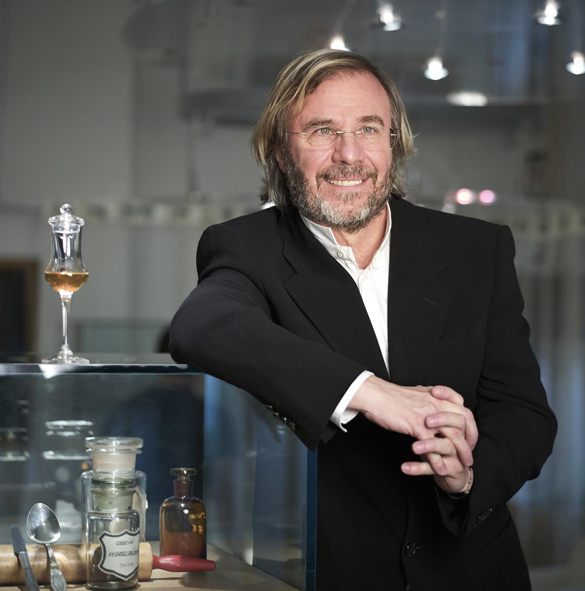 Dr Miguel Sanchez RomeraPhoto: Oliver Brenneisen