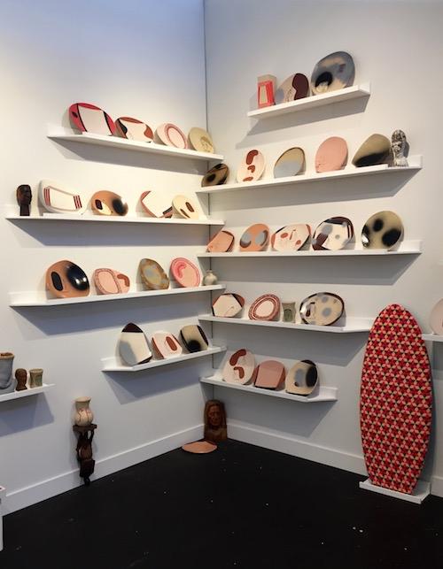 Barry McGee ceramics