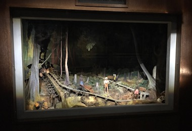 diorama by Riviere