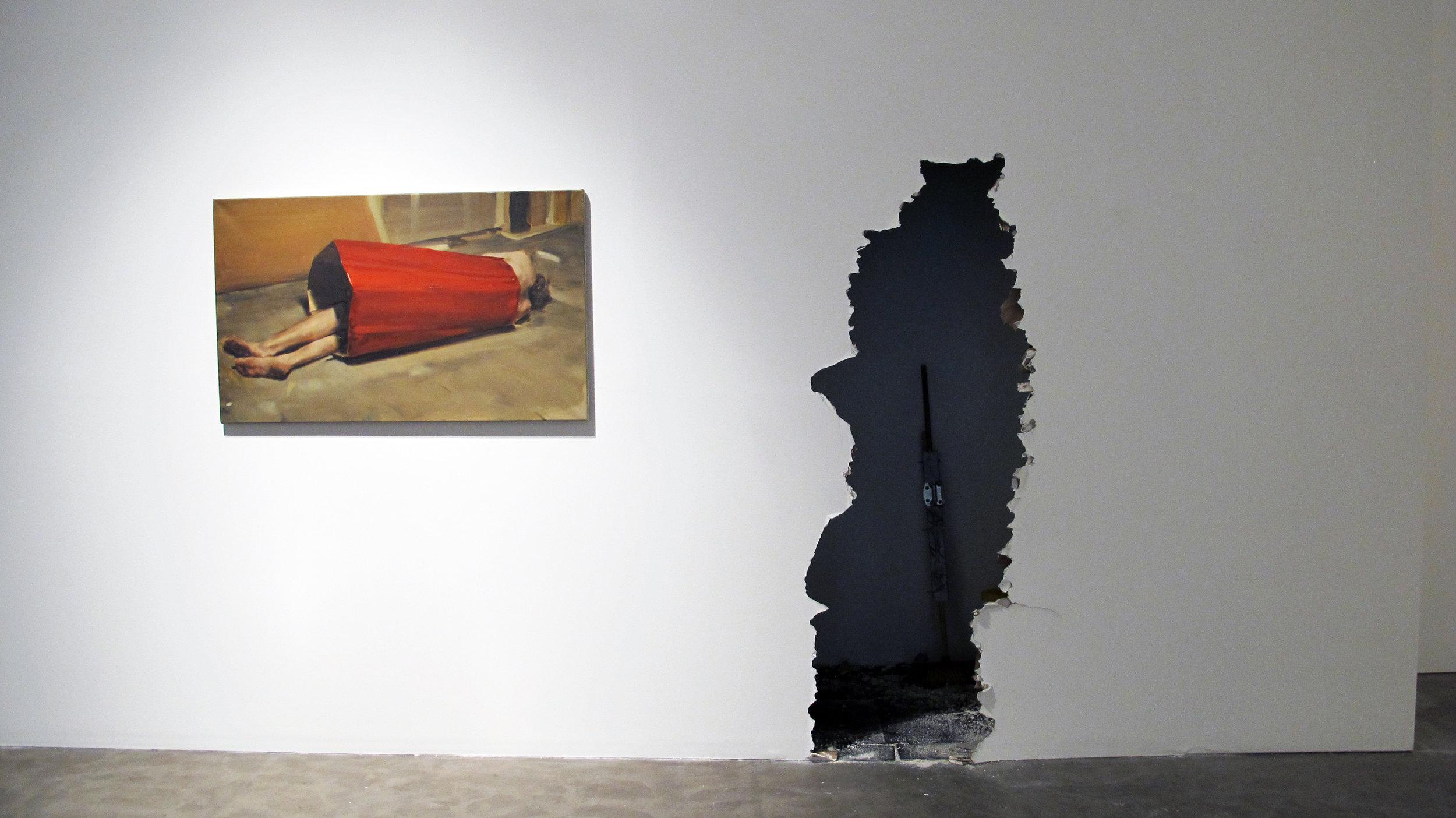 Freeman-Lowe, PANOPTICUM, Robert Miller Gallery, Installation View 1.JPG