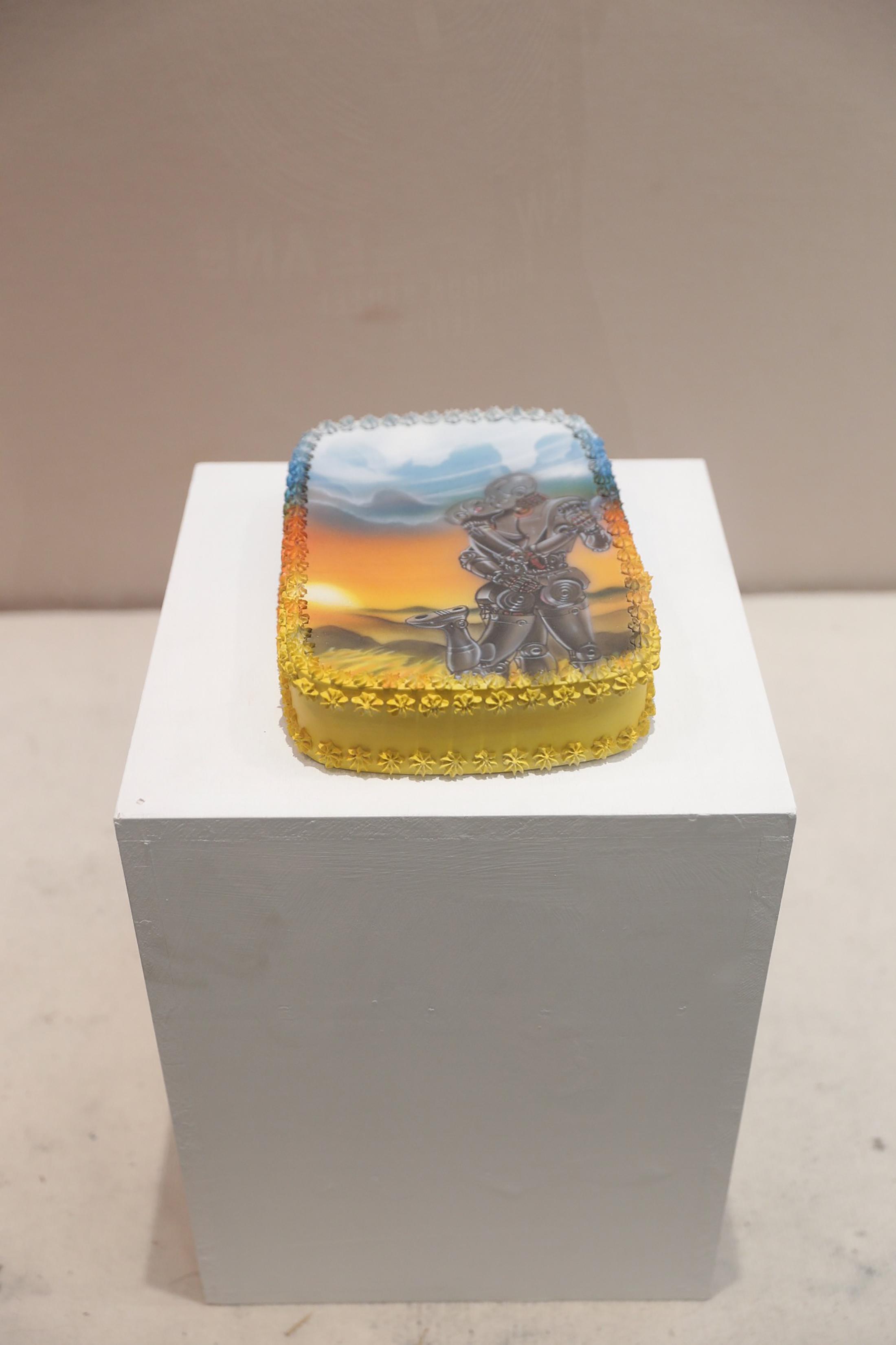 Freeman-Lowe, Installation View 1, Tai Pei Biennial, 2014.jpg
