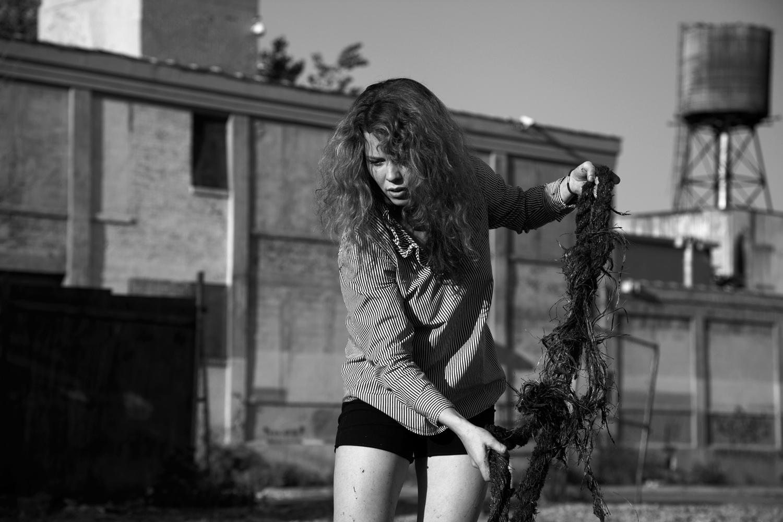 Visiting #5 (Lauren) , 2013