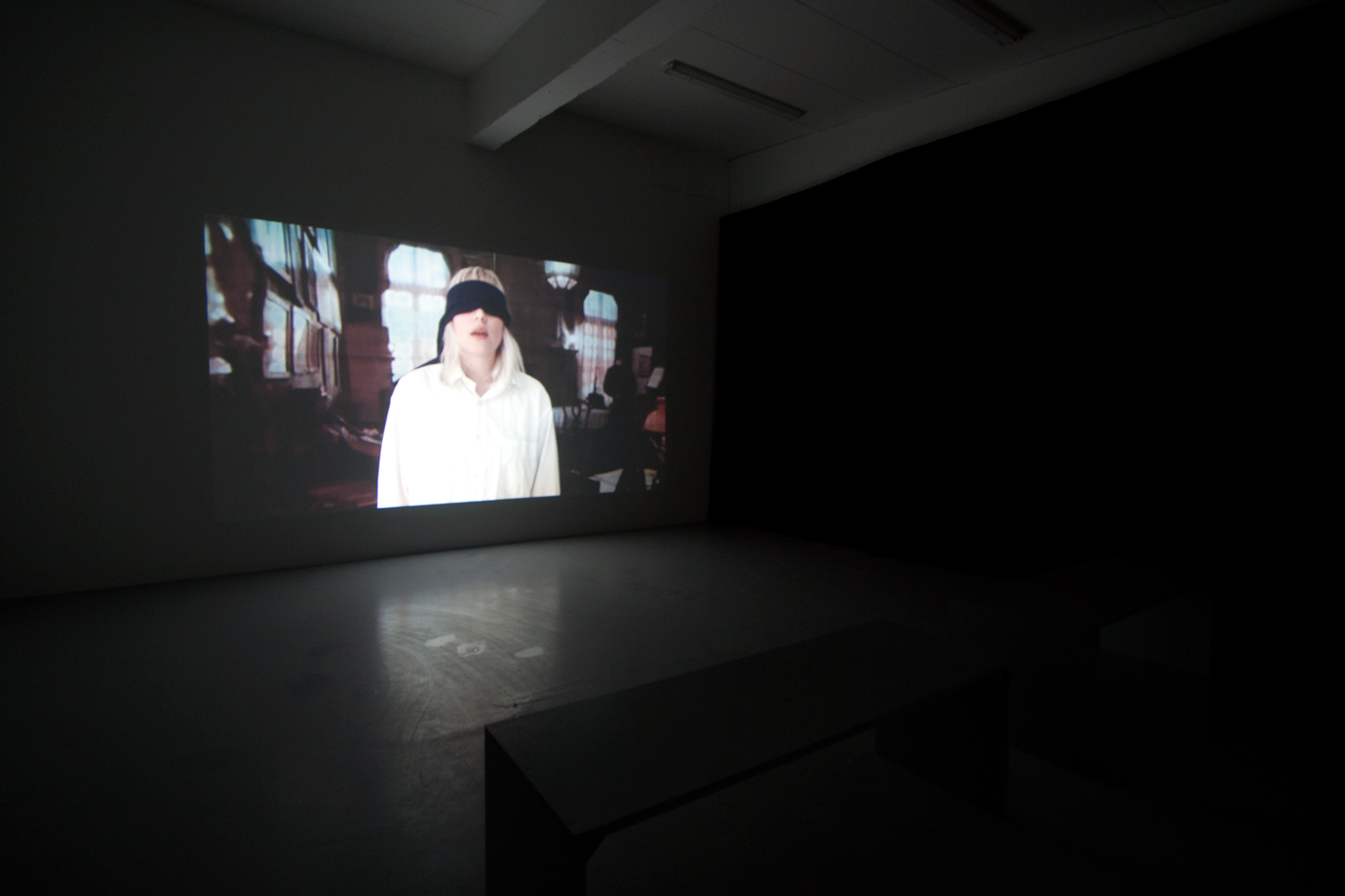 Installation view (back room), KHM Gallery, Malmö, 2011