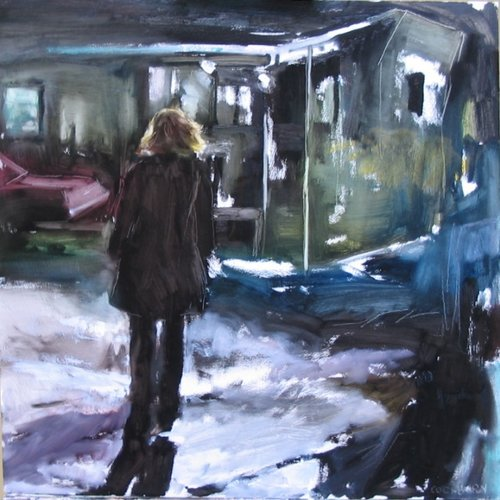 Trailer Park, 2004, from 8 Mile Series  SOLD