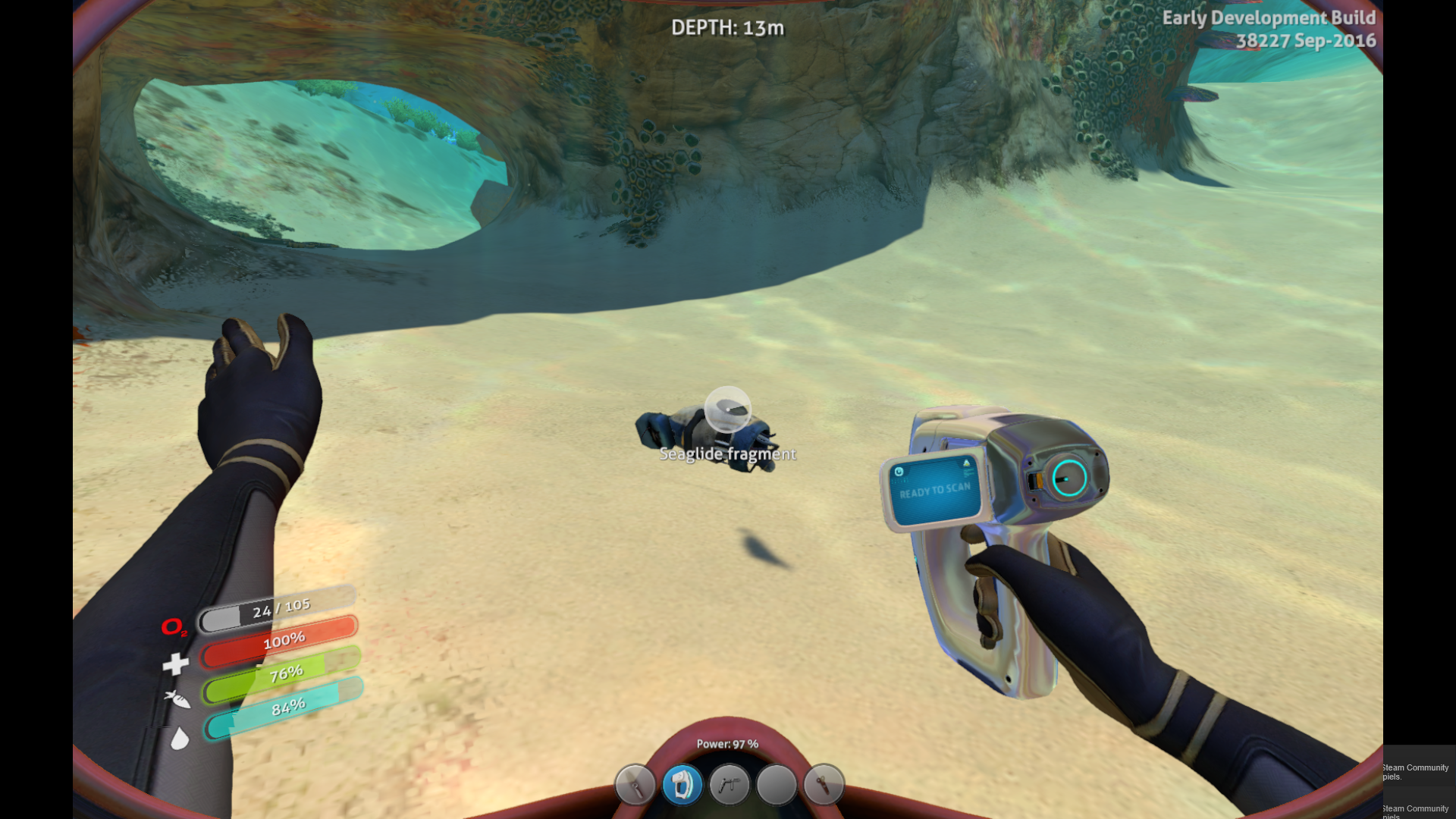 Subnautica Guide English Jarvisguides We've covered our three vehicles in the game already, and the scanner room. subnautica guide english jarvisguides