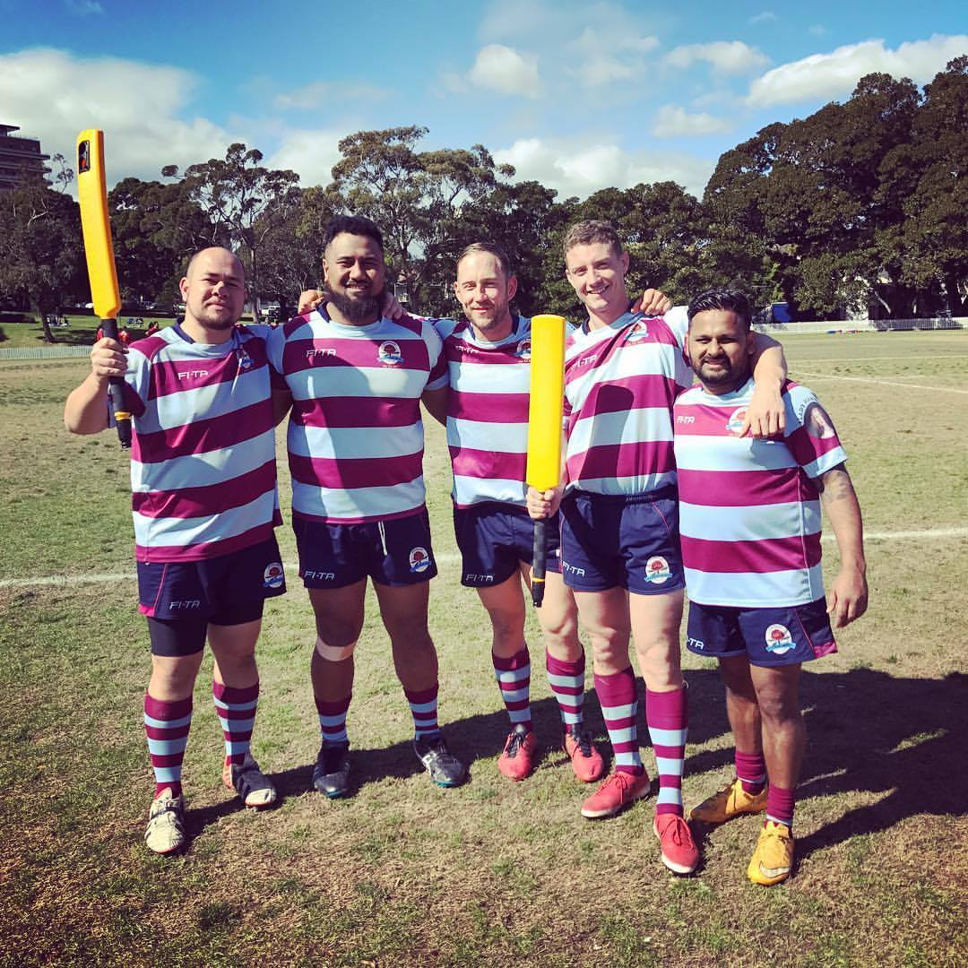 Capping off the day we had five players achieving 100+ games for the club. Jay Nair, Julius Affandi, Hano Tangi, James Nicholas and Ben Corbett.