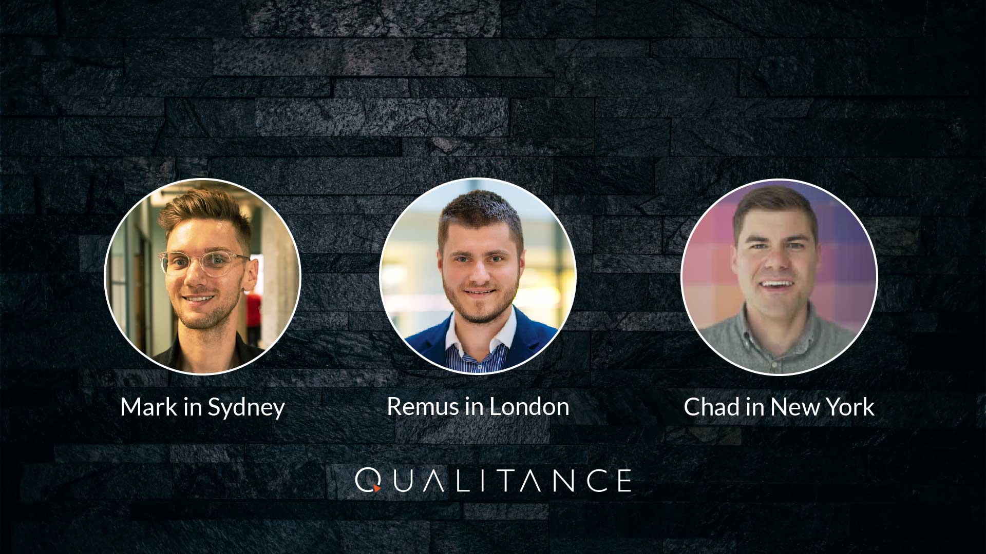 The new talent joining QUALITANCE