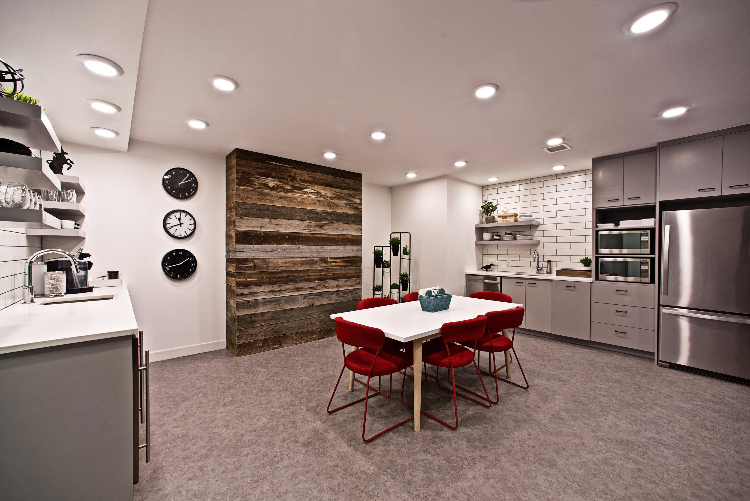 Coworking Space Kitchen