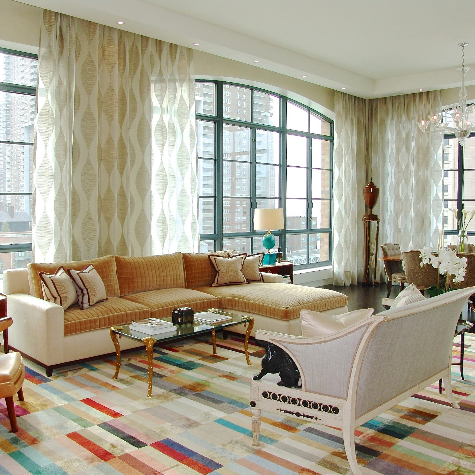Hubert Street, Tribeca, New York – Design by J.D. Bell