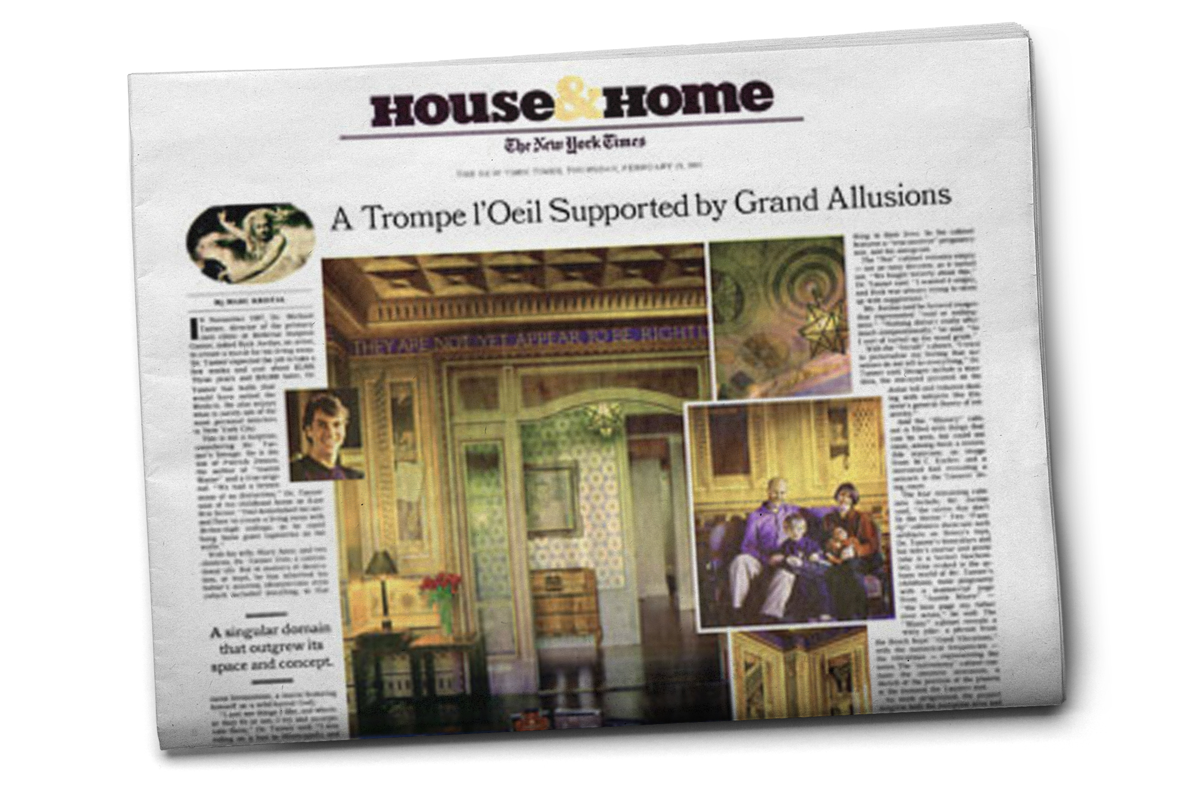 New York Times / House & Home