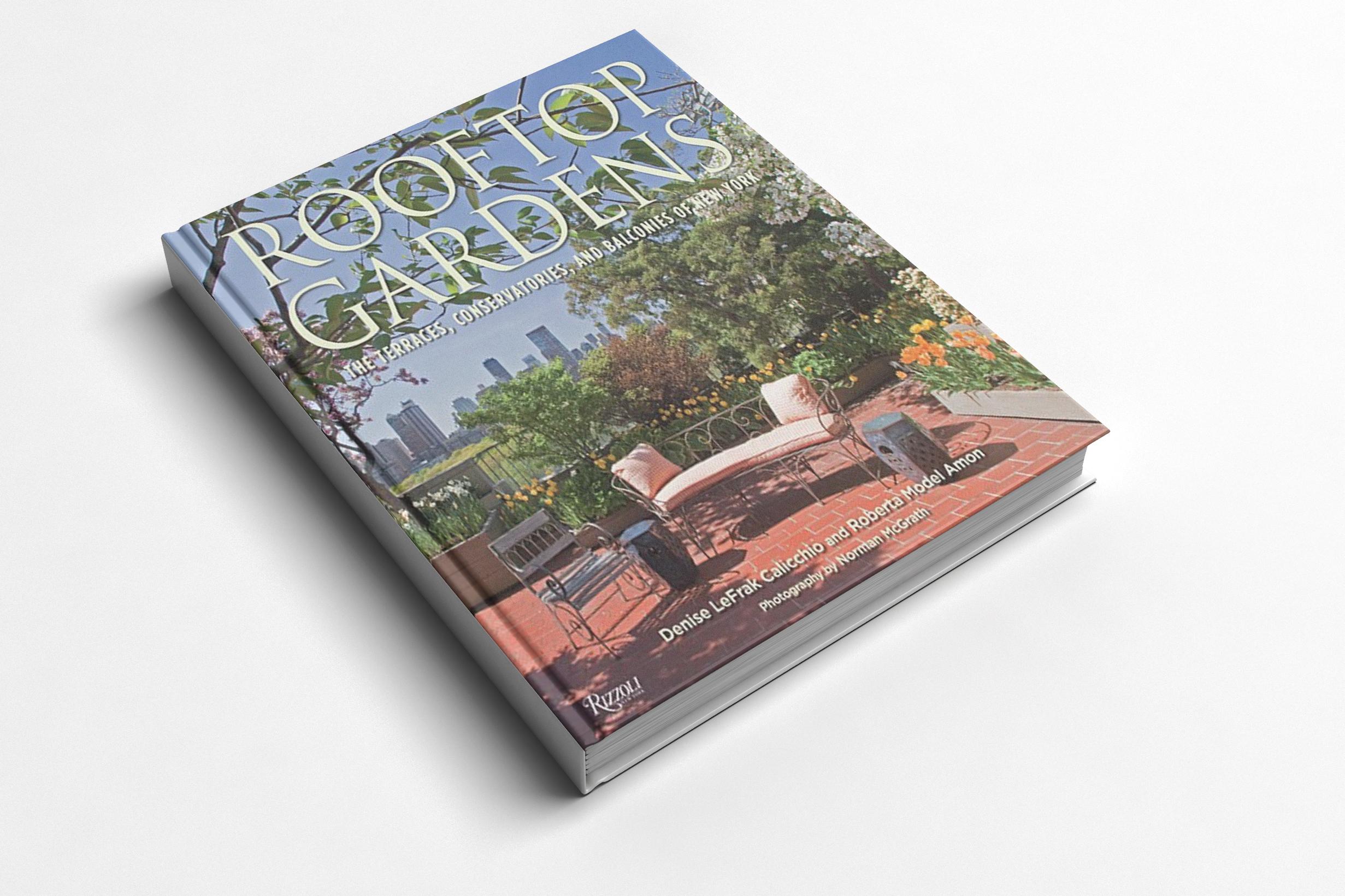 Rooftop Gardens -Denise Lefrak Calicchio