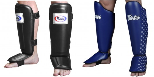 Fairtex pro and traditional insteps