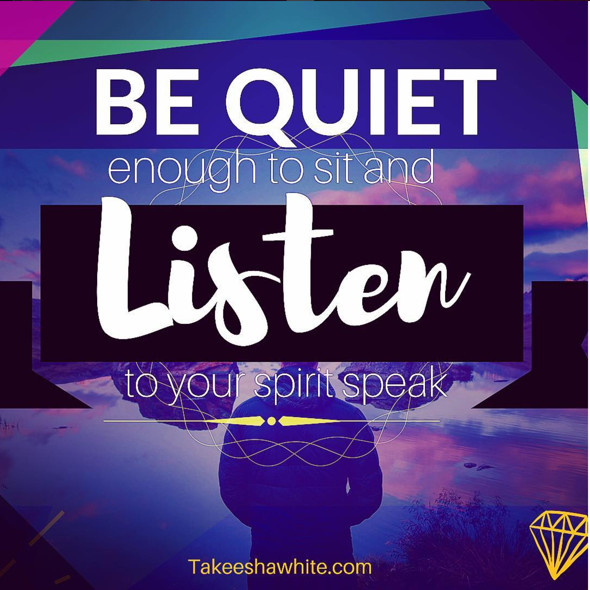 Listen to Your Spirit