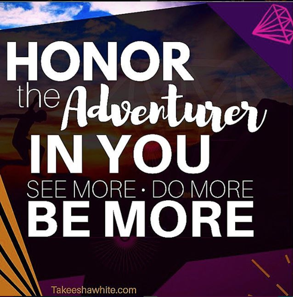 Honor the Adventurer