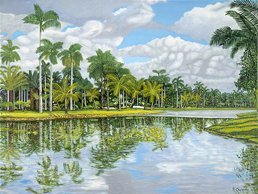 ROYAL PALM LAKE
