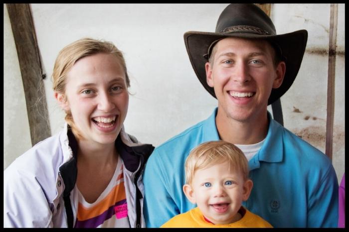Allison, Me, and Elias :-)