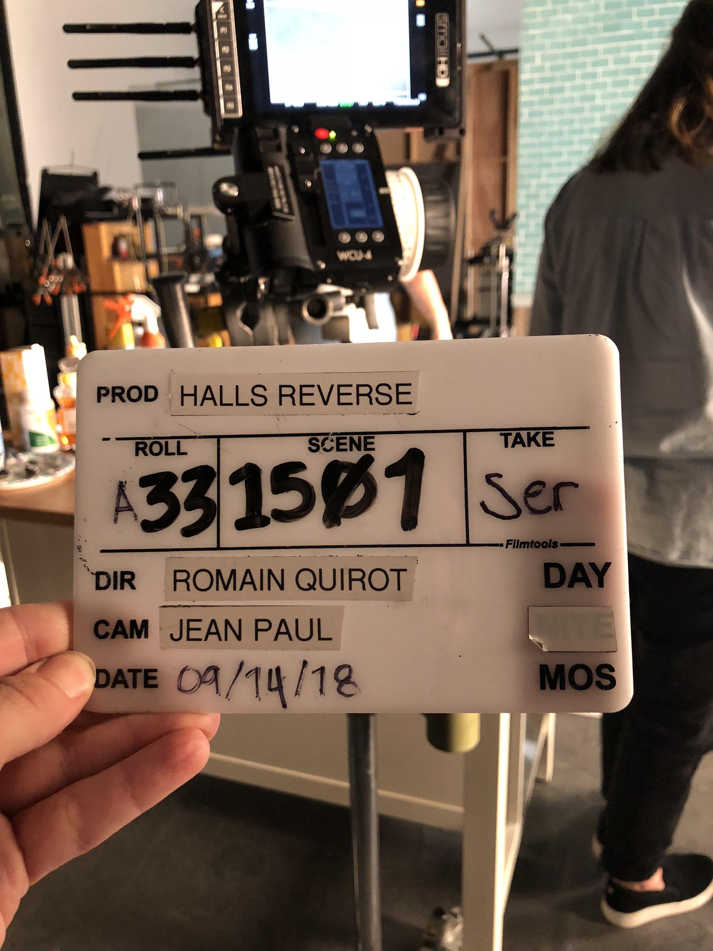 Reverse Production - Halls Commercial
