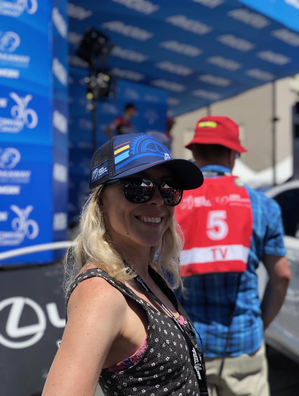 2018 Tour of California Advanced Team Lead