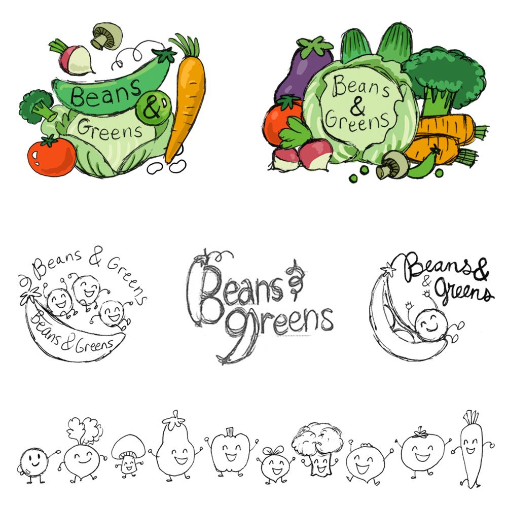 Client: Beans & Greens