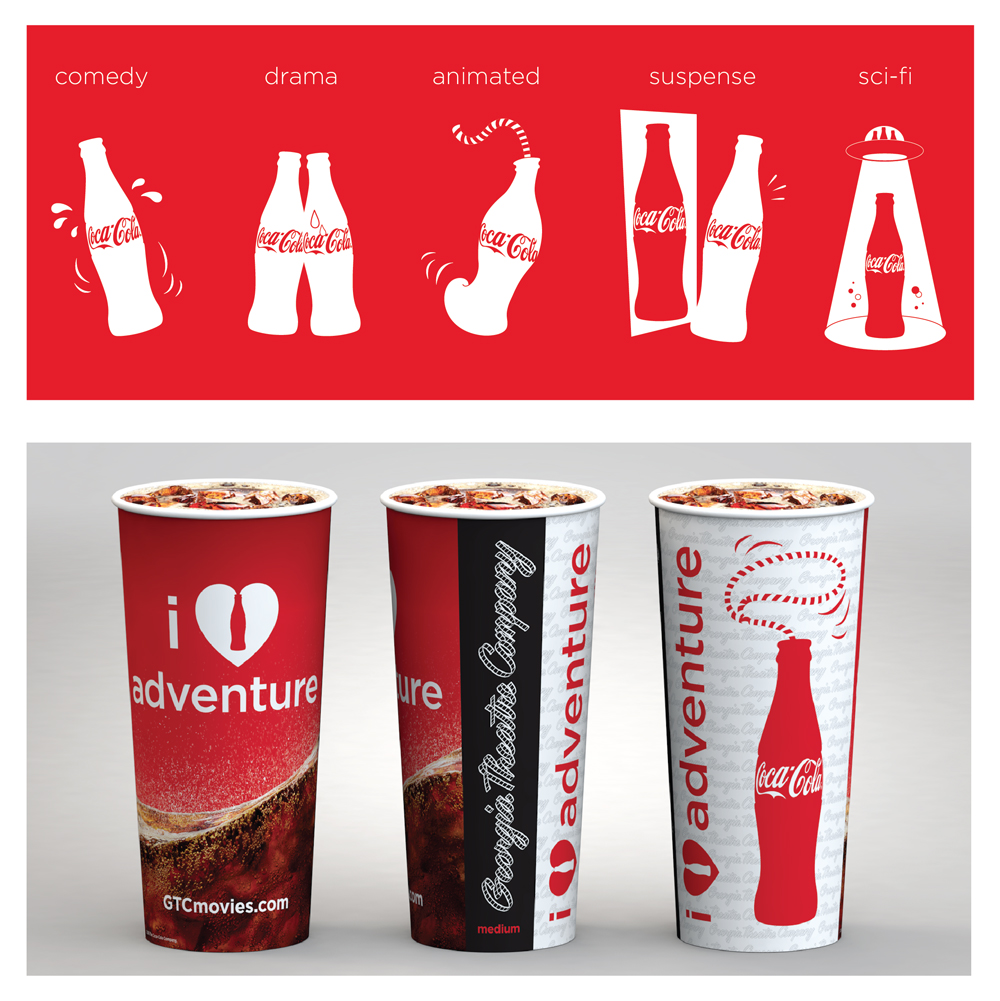 Client: Coca-Cola / Georgia Theater Company