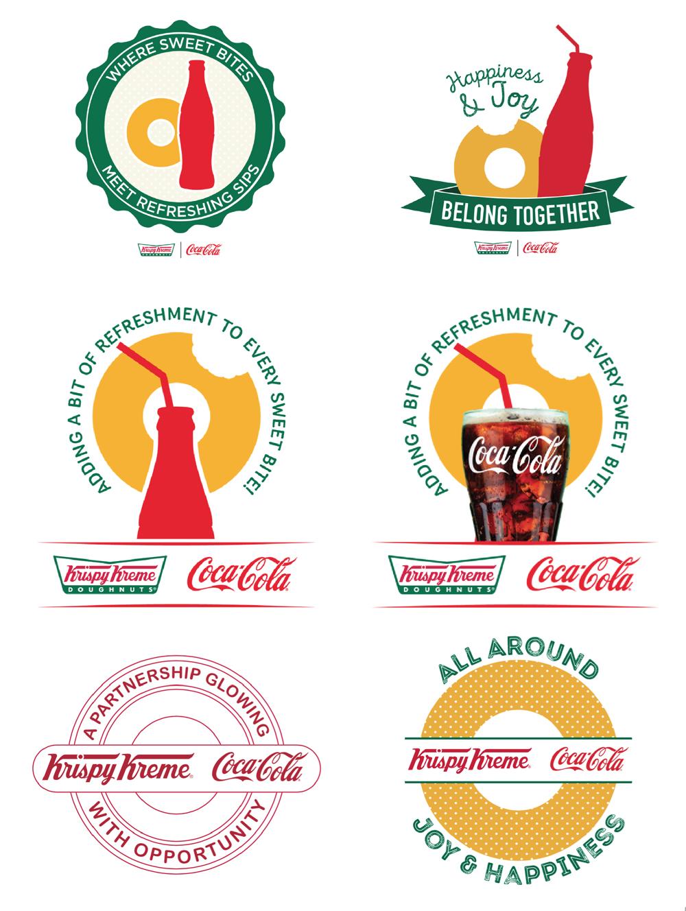 Client: Coca-Cola / Krispy Kreme